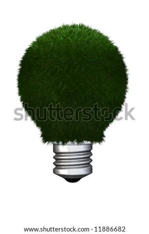 eco-friendly lightbulb