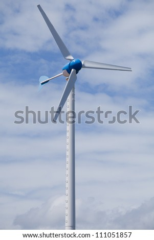 Eco friendly wind turbine