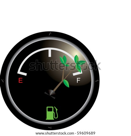 Eco fuel dash board