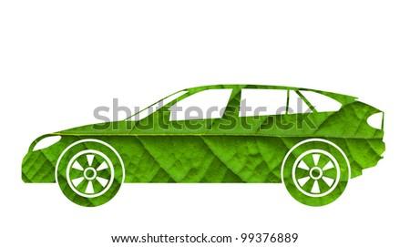 Eco green energy hybrid car