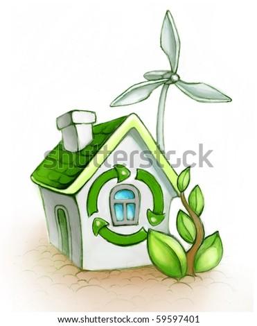 Eco illustrations