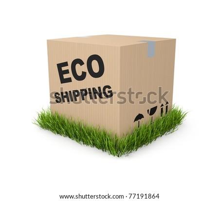 Eco shipping