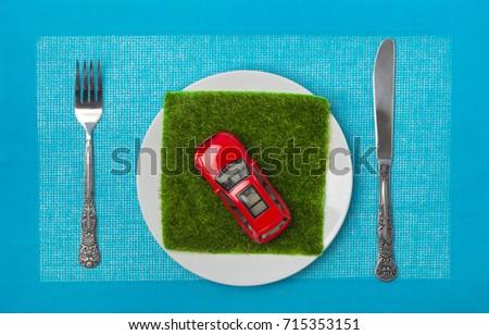 Ecological vehicle #715353151
