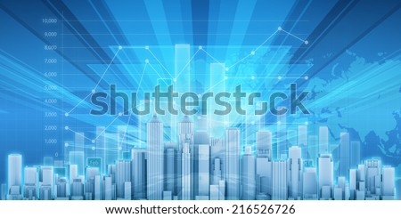 Economy city and chart profits amid holding companies