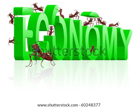 economy market growth and wealth economic development earnings