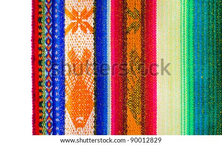 Ecuador pattern