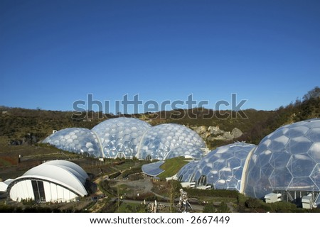 eden project,cornwall,england