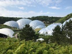 Eden project, exploring the nature it inhabits