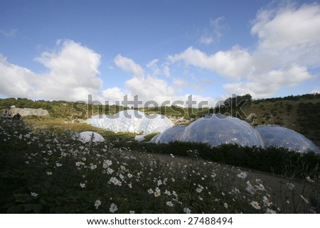 Eden Project, St.Austell, Cornwall