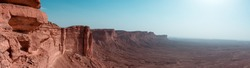 Edge of the World, Riyadh,Landscape Rock Mountain