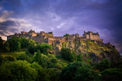 Edinburgh Castle,Scotland