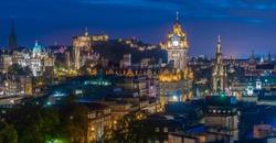 Edinburgh Scottland Castle