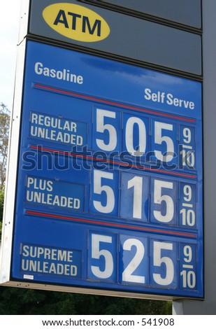 Gas Station Logos