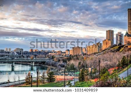 Edmonton Architecture and Landscapes