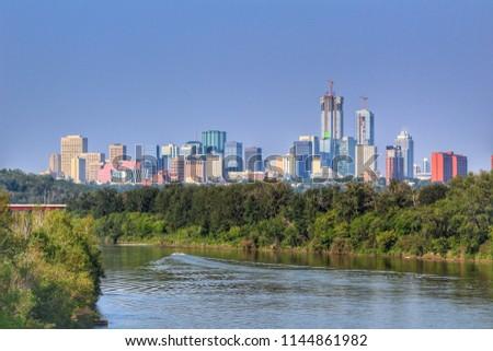 Edmonton Panoramic View