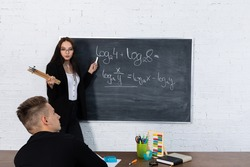 Educated mathematics teacher, explains the basics of logarithms and their role and usefulness in various areas of life.