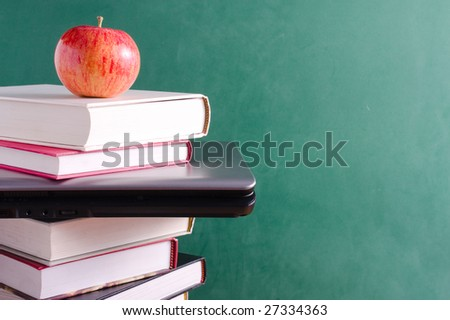 Education and technology concept