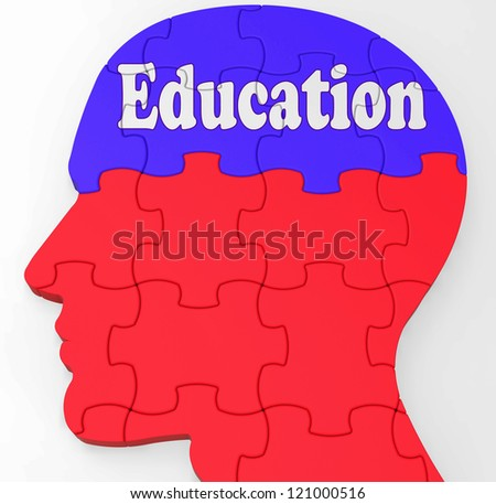 Education Showing Learning Studying And College Or University Development
