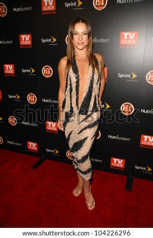 Edyta Sliwinska at the TV GUIDE Magazine\'s Hot List Party, SLS Hotel, Los Angeles, CA. 11-10-09