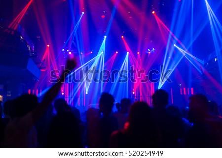 effects blur concert disco dj...