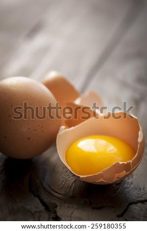 Egg Yolk Сток-фото ©