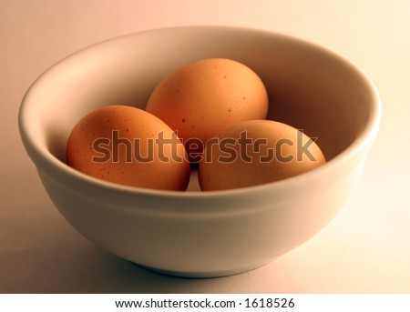 Eggs in a bowl #2