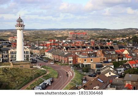 Egmond aan Zee. North Sea, the Netherlands. Stockfoto ©