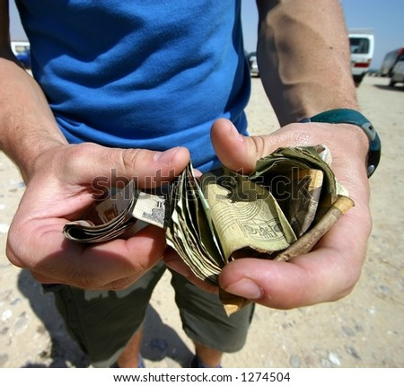 egypt: money