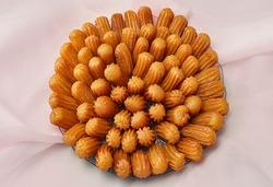 Egyptian Balah El Sham Ramadan Arabic Sweets Top View