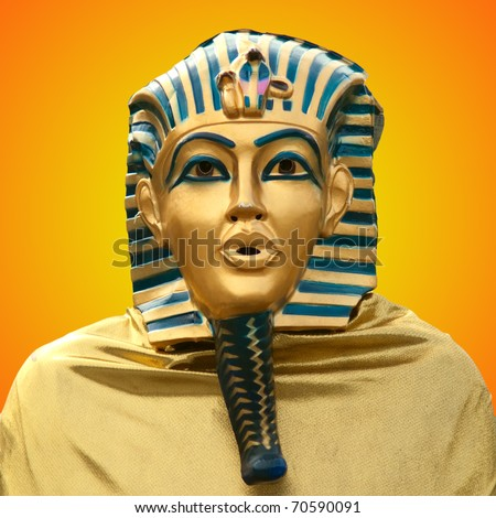 Free egyptian mask template for Egyptian masks templates