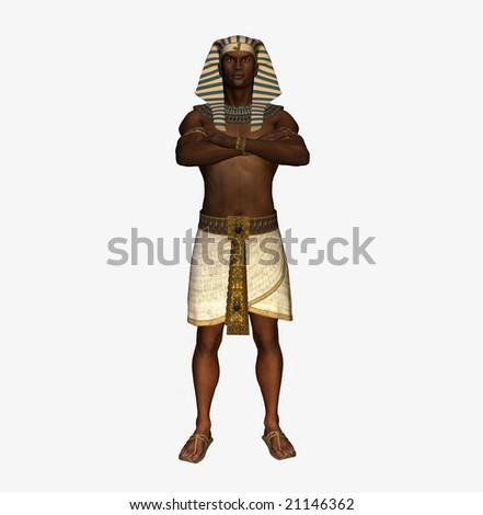 Linen Dress on Egyptian Pharaoh Pictures
