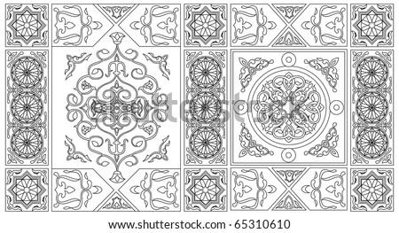 Line Pattern Art, Line Pattern Art Products, Line Pattern Art