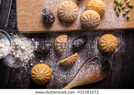 Eid Dates sweets