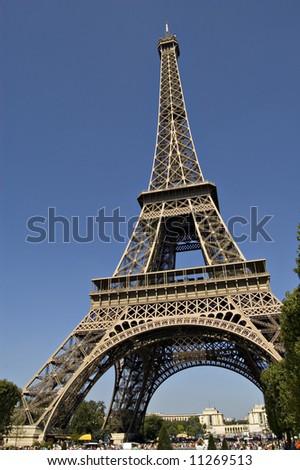 Eiffel Tower. France