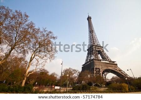 Eiffel tower,France