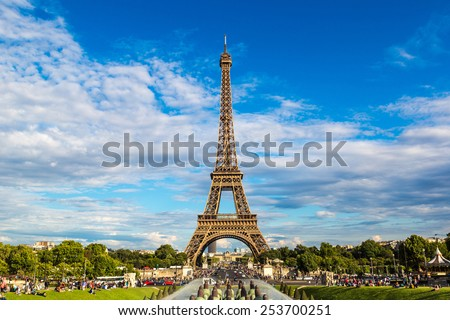 Shutterstock Eiffel Tower most visited monument in France and the most famous symbol of Paris