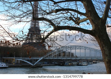 Eiffel Tower, Paris #1314799778