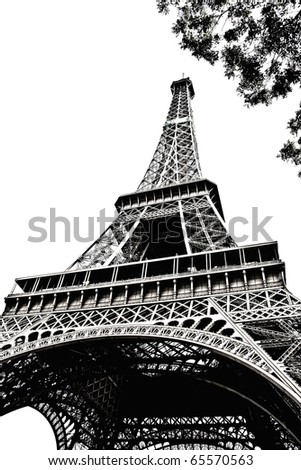 Eiffel Tower ,Paris, France