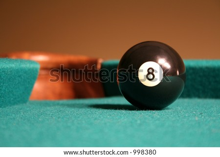 Corner Pocket Pool
