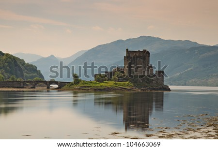 Eilean Donan Castle - Long Exposure Version, Scotland