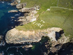 Eire 74 is one of the coastal landmarkers all over Irelands coastal borders used durring wold war two