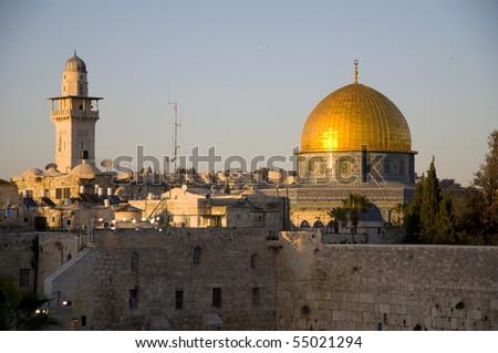 El-Aksah mosque, Jerusalem