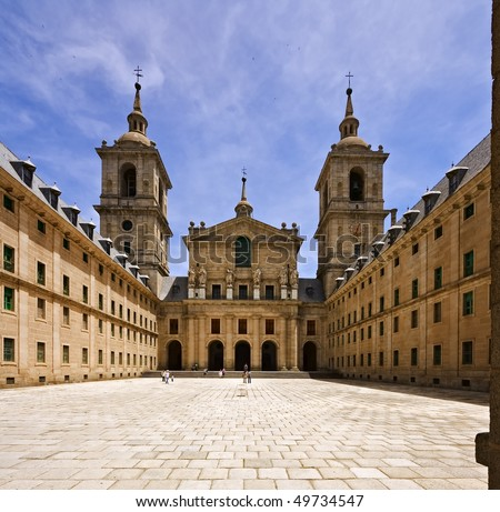 El Escorial Palace