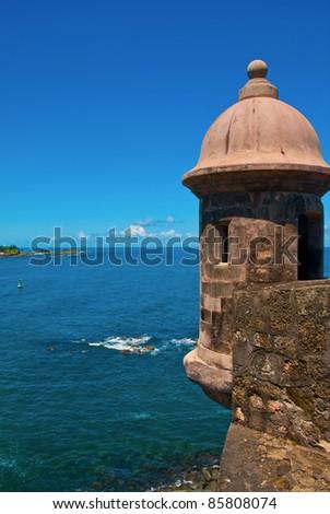 El Morro Fort in Old San Juan