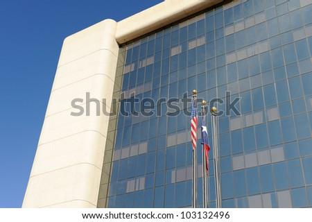 El Paso City Hall Building.