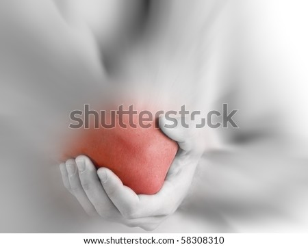 elbow pain - sports injury