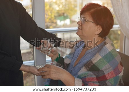 Elderly and Young Elderly Care
