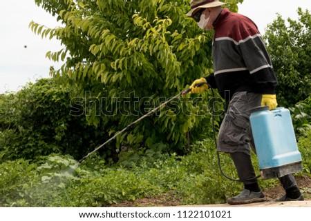 Free photos Man in hat gardening | Avopix.com