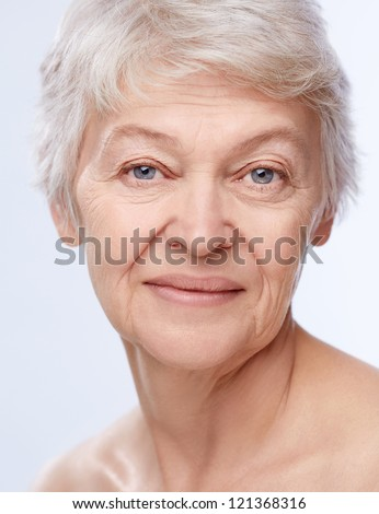 Of women elderly Free photos nude