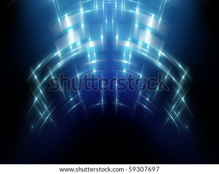 electric background design